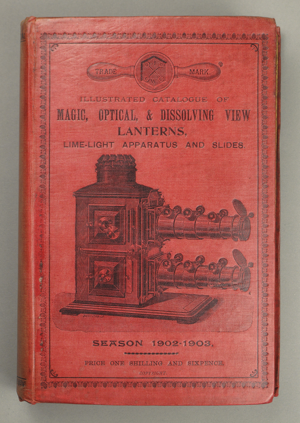 Illustrated Catalogue of Magic, Optical and Dissolving View